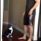 【猫動画】えええっ!?猫の変わった抱っこの求め方