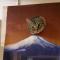 【猫動画】これはめでたい!?富士山からの猫日の出!